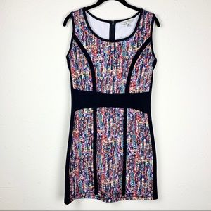 Young Threads Color Block Dress